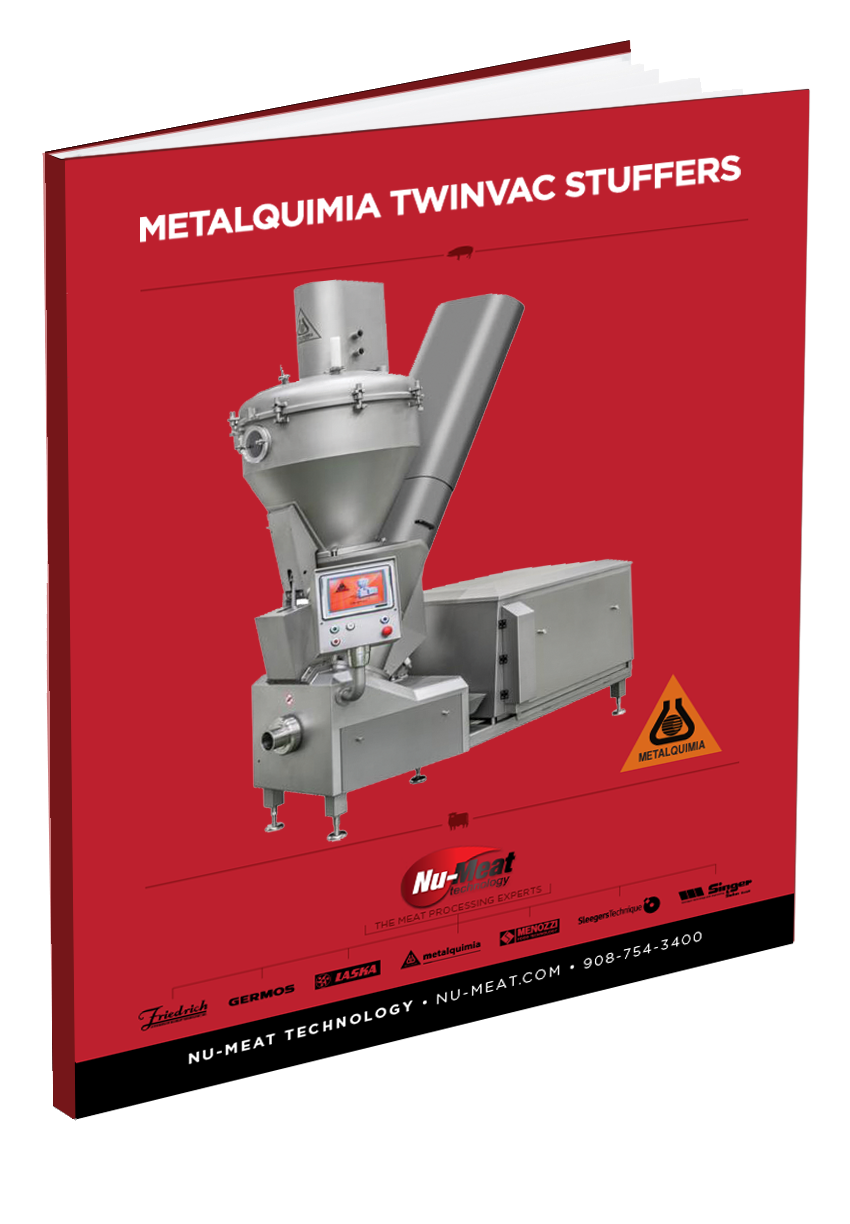 Metalquimia Twinvac Cover