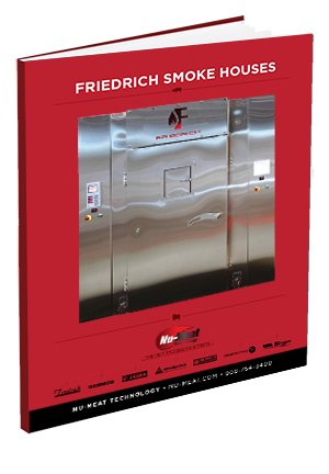 Friedrich Smoke House Ebook Cover