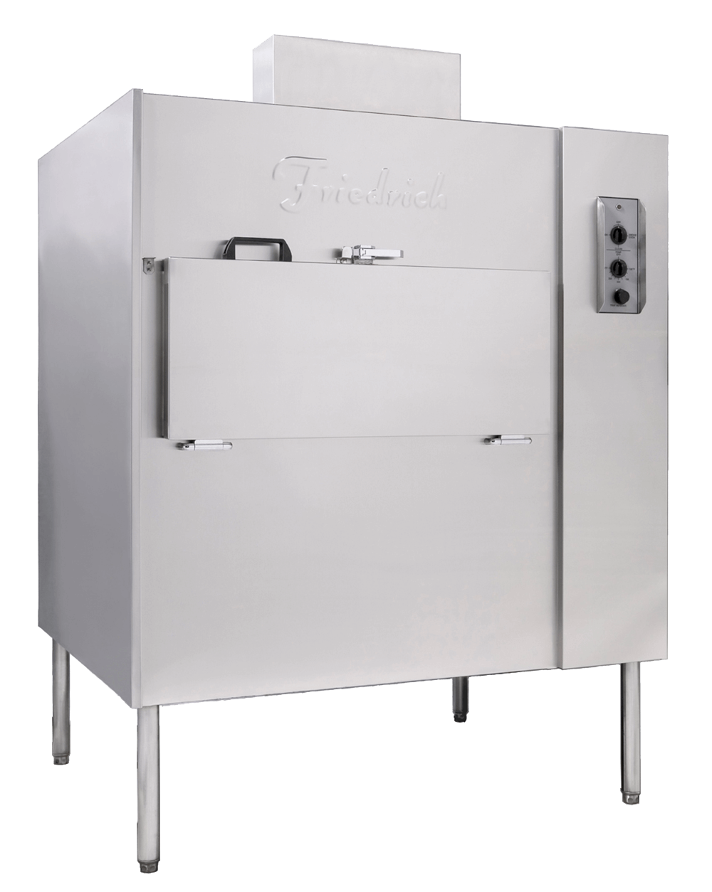 Friedrich Roasters Smokers Fmp 400 Freestandingunit Clsd